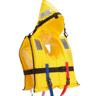 水難防災個人用保護具